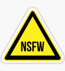 NSFW Sticker