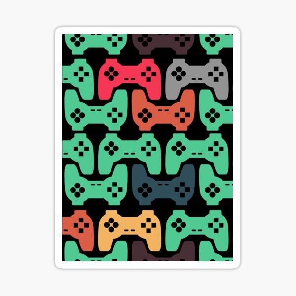 Gamepads Everywhere Sticker