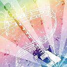 Music by BluAlien