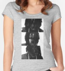 Chief Keef Women's Fitted Scoop T-Shirt