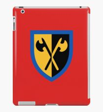 LEGO Crusaders Axe iPad Case/Skin