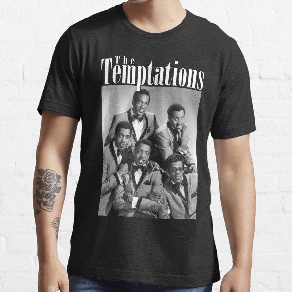 THE TEMPTATIONS Essential T-Shirt
