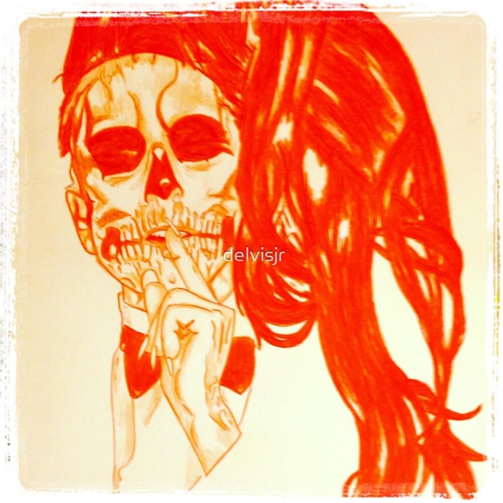 Silent Scream by delvisjr