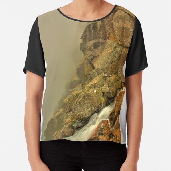 Crystal Brook Falls, Mt. Buffalo Chiffon Top