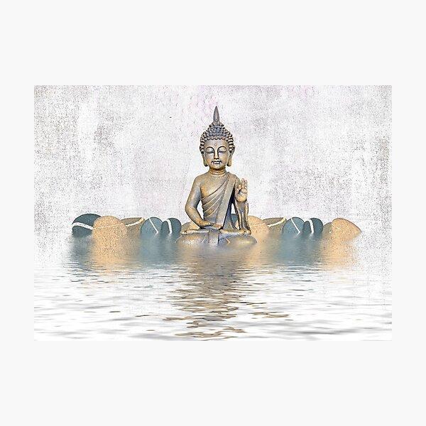 Buddha II Photographic Print