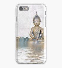 Buddha II iPhone Case/Skin