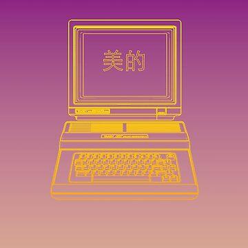 Computadora de Silver-Diamond