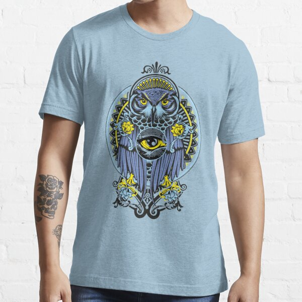 BLUE OWL Essential T-Shirt