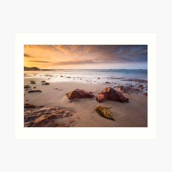Smiths Beach Sunrise Art Print