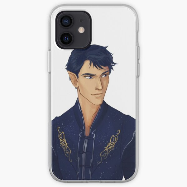 Rhysand iPhone Soft Case