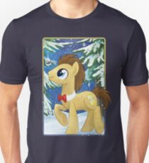 A Dr Whooves Christmas Unisex T-Shirt