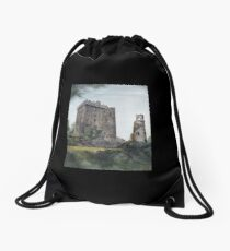 Blarney Castle Drawstring Bag