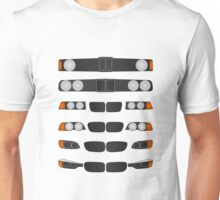 BMW 3 series evolution Unisex T-Shirt