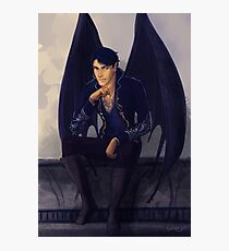 High Lord of the Night Court Photographic Print