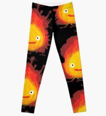 Fire Demon Leggings