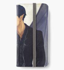 Feyre und Rhysand iPhone Flip-Case/Hülle/Klebefolie
