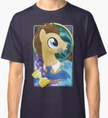 Dr Whooves Portrait Classic T-Shirt