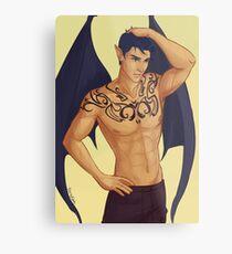 Rhysand Tattoos Metallbild