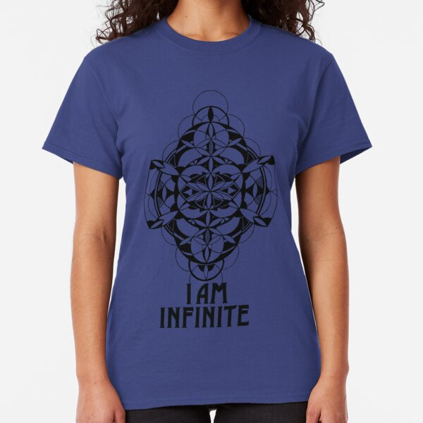I AM INFINITE t-shirt Classic T-Shirt