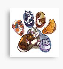 Beans! Canvas Print