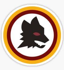 AS Roma Crest Sticker