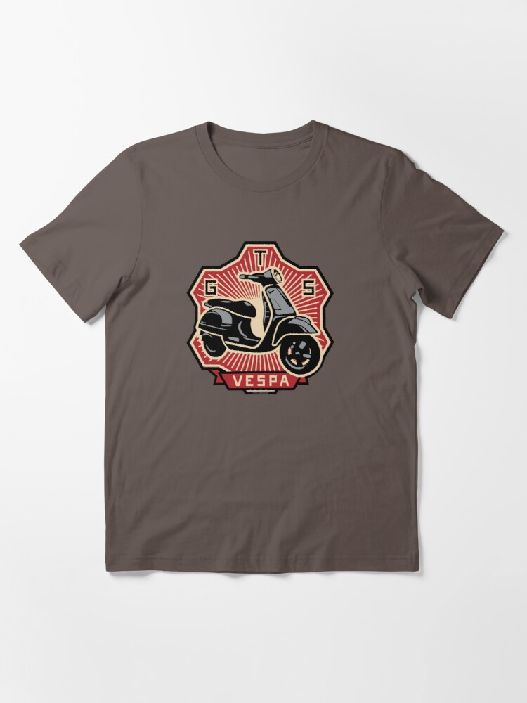Alternate view of Vespa GTS Essential T-Shirt