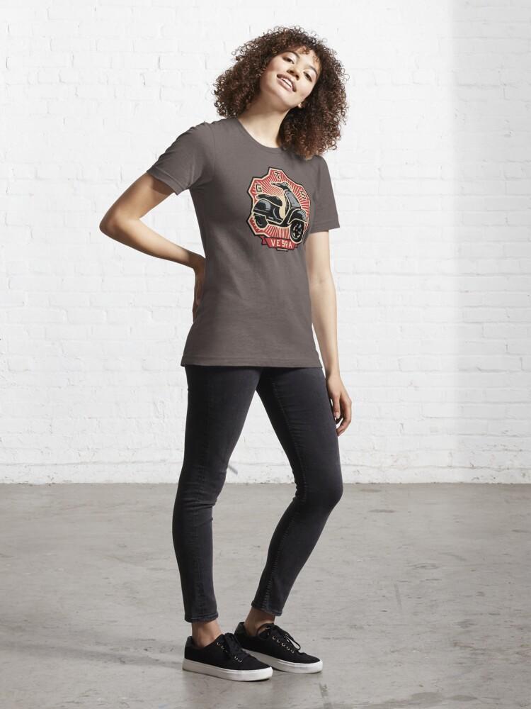 Alternate view of Vespa GTS Essential T-Shirt