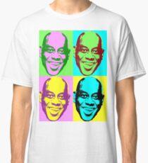 Ainsley Harriott (Harriot) Warhol print Classic T-Shirt