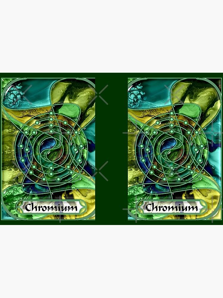 Element 24: Chromium by kerravonsen