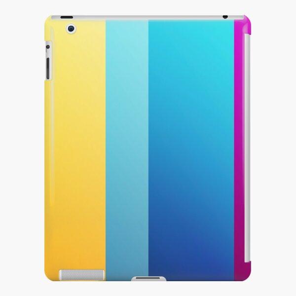 Rainbow Design For Home Decor Items iPad Snap Case