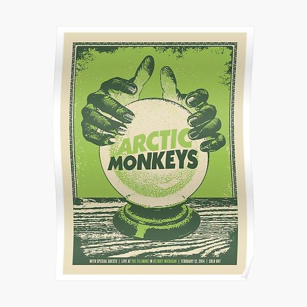arctic monkey Poster