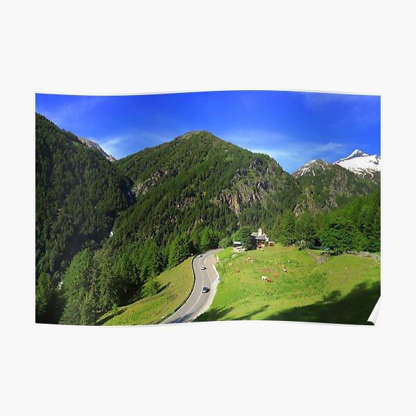 The Simplon Pass Poster