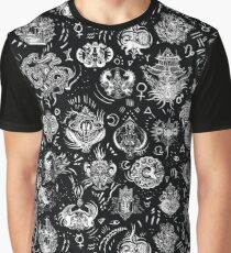 Witchy dragons Graphic T-Shirt