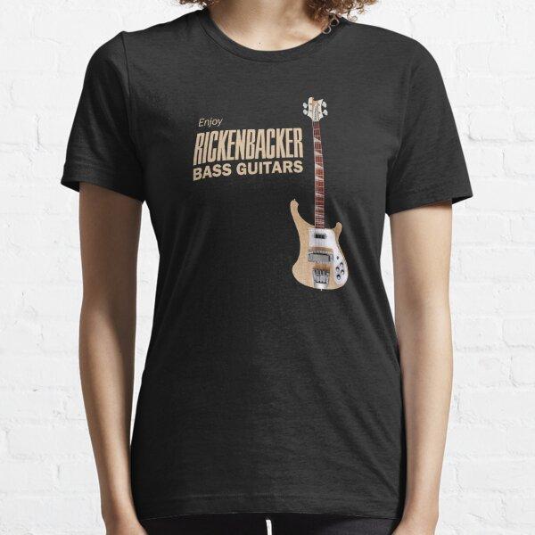 Enjoy Rickenbacker Bass Guitars Essential T-Shirt