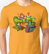 Rocko's sofa Unisex T-Shirt