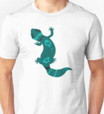 Blue Leopard Gecko  T-Shirt