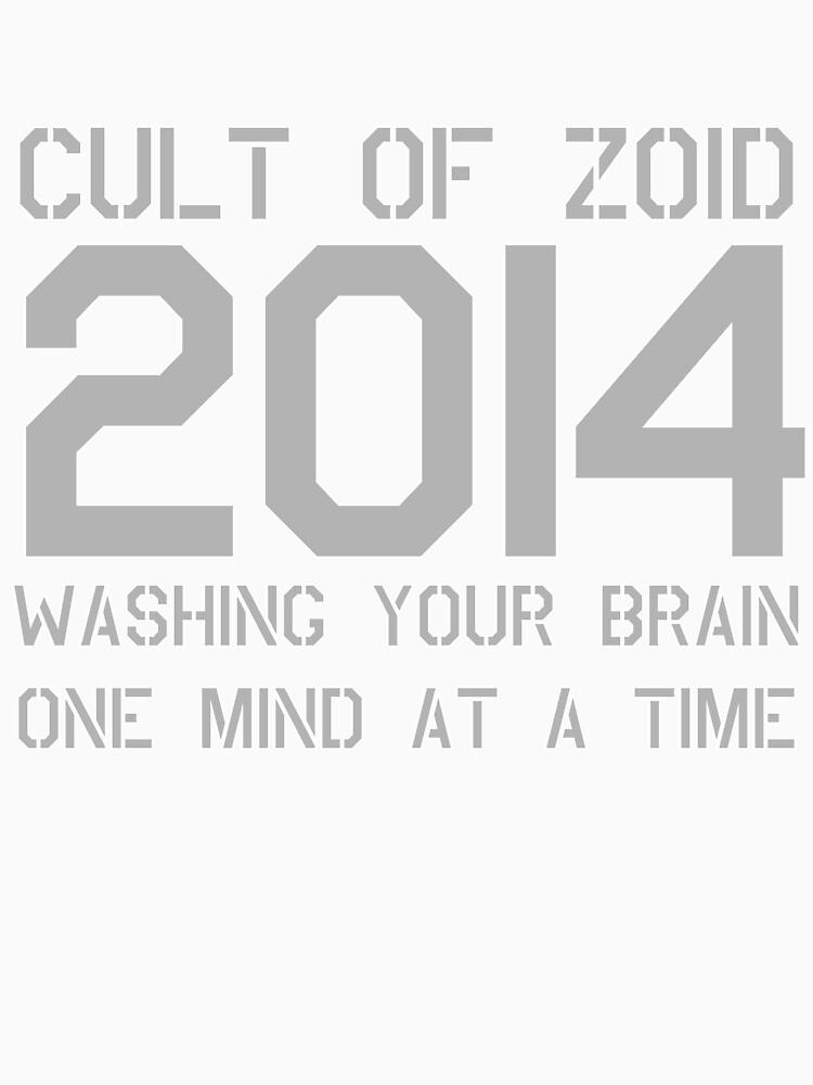 Cult of Zoid 2014 by cultofzoid