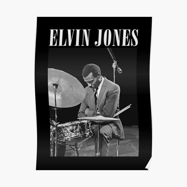 Tribute to Elvin Jones Poster