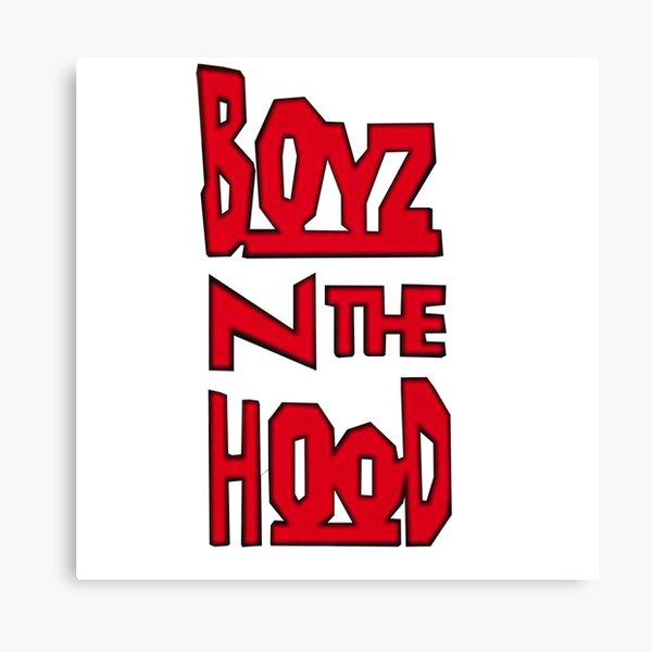 Boyz N The Hood Canvas Print