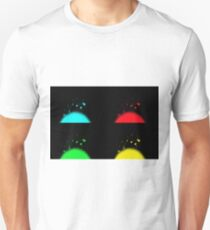 Pop Art Fireworks T-Shirt