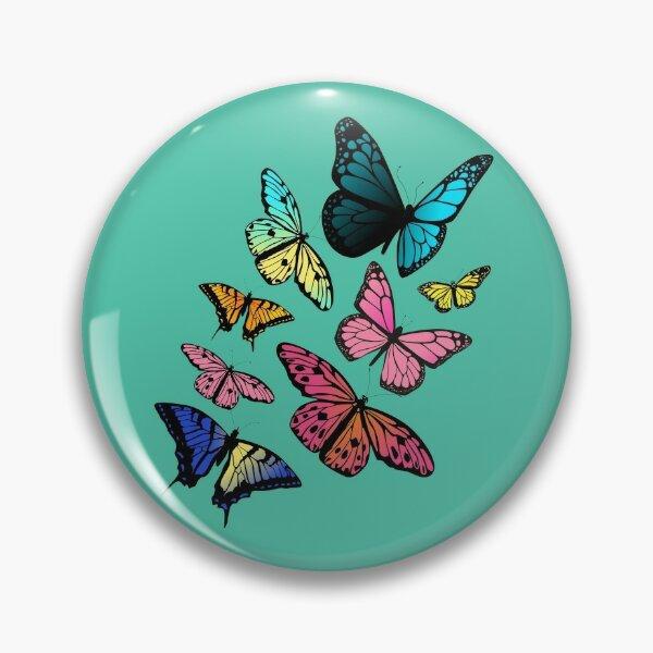 Butterfly fantasy Pin