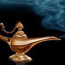 Magic Lamp by Paul Fleet
