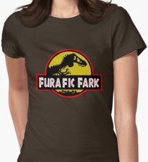 Furafic Fark Women's Fitted T-Shirt