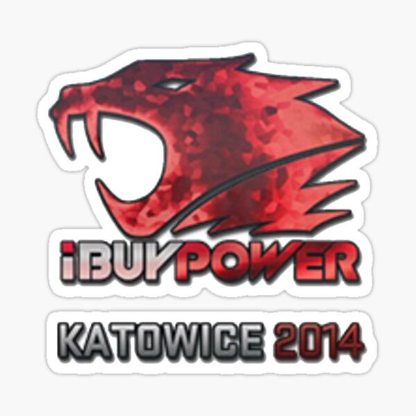 IBP holo Sticker