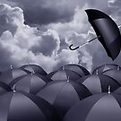 Stormy day by Paul Fleet