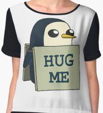 Gunther - Hug Me Women's Chiffon Top