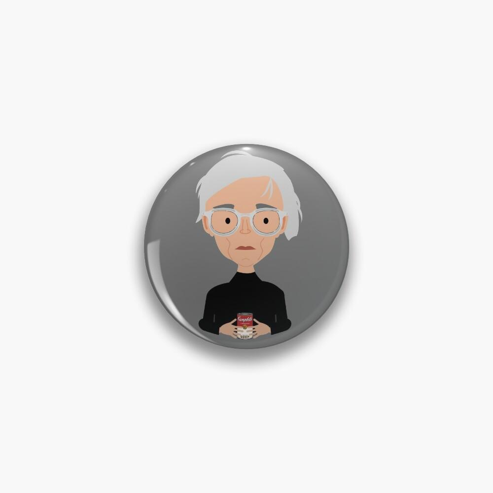 Andy Warhol Chapa