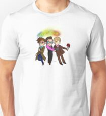 Three Clever Boys T-Shirt