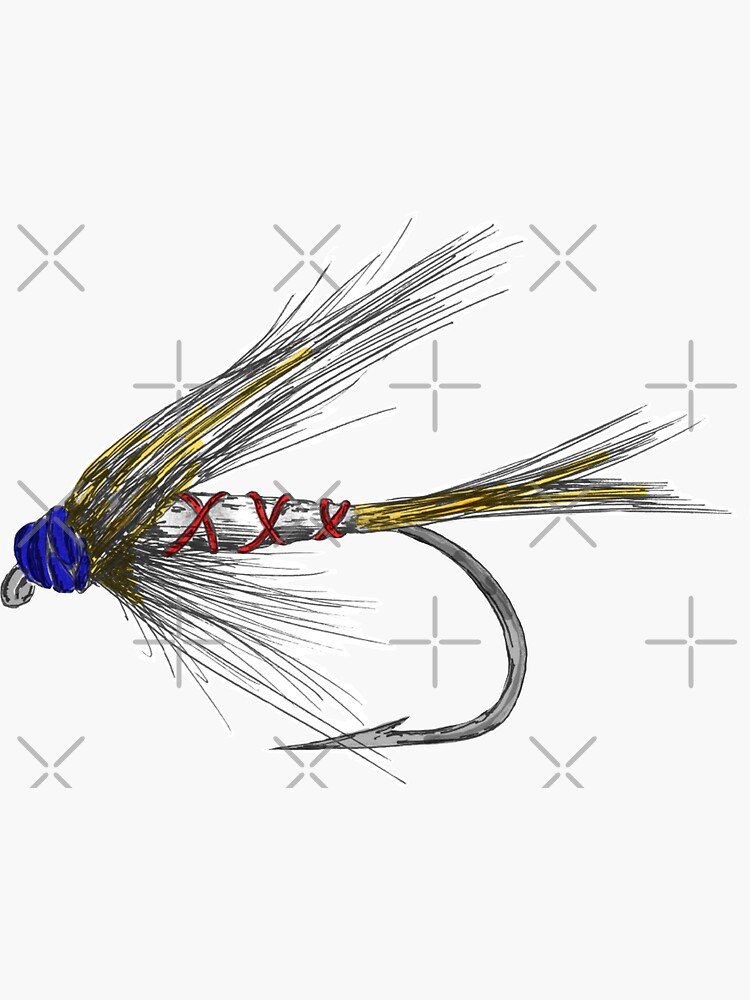 Fly Fishing American Tie by Statepallets