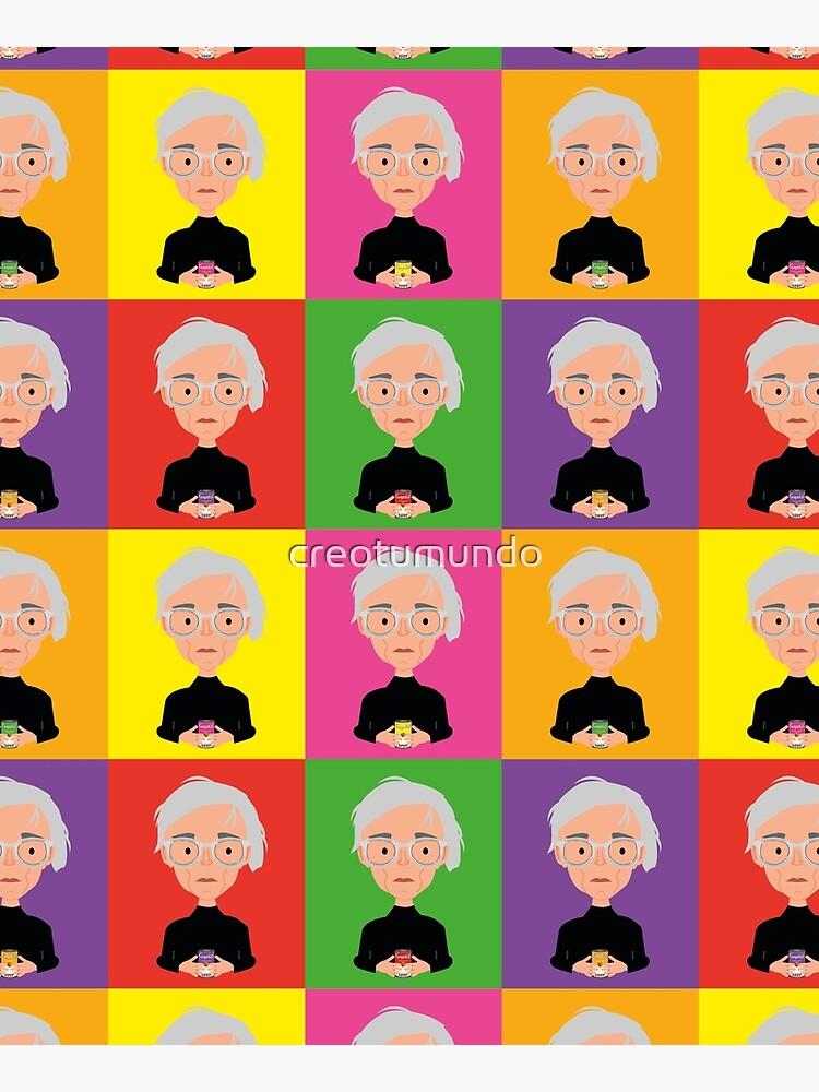 Warhol color de creotumundo